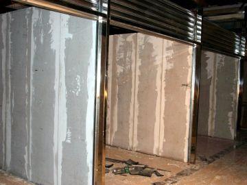 商铺轻质隔墙板案例